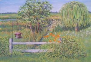 Backyard birdhouse commission page