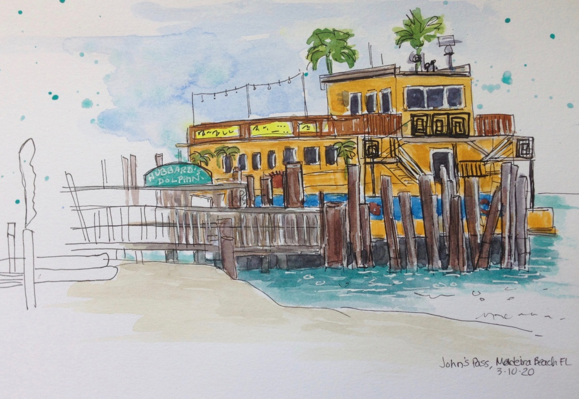 Johns pass boat