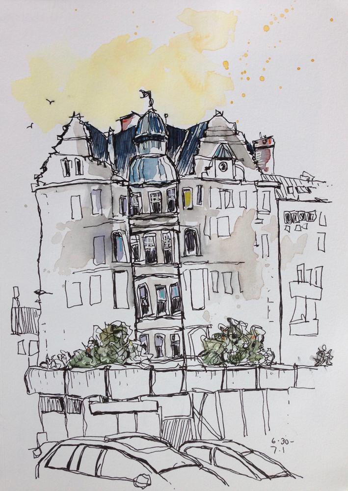 vienna sketch 1